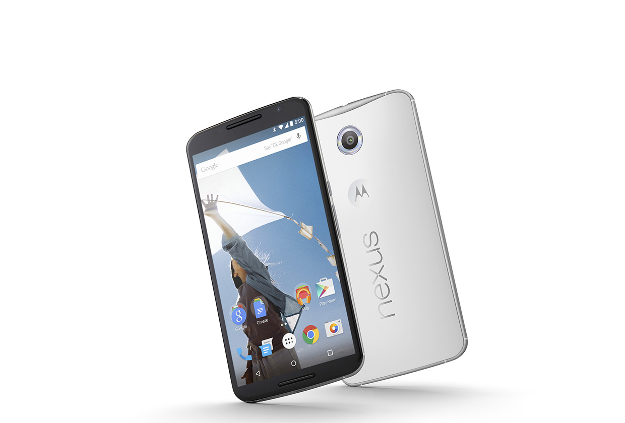 Nexus 6 Repair
