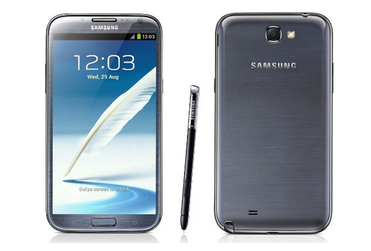 Galaxy Note 2 Repair